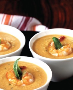 Shrimp Bisque - Jan 2012