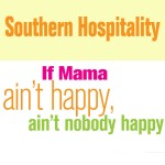 Southern Hospitality May