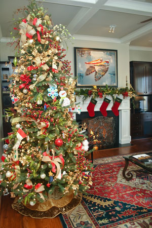 Family-Room-Tree