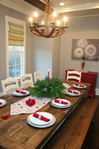 DINING ROOM CHRISTMAS