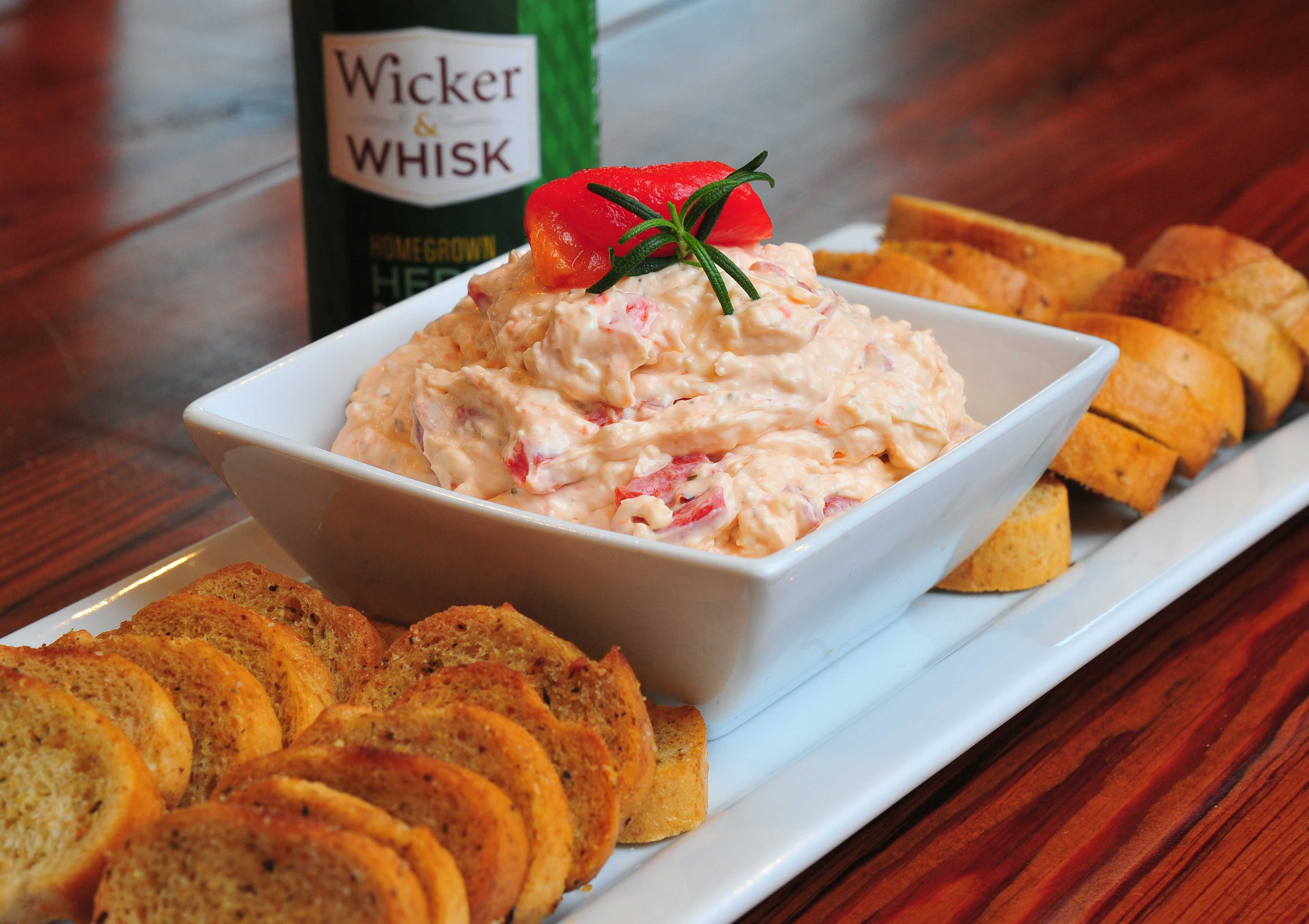 Roasted Red Pepper Dip | Columbia County Magazine