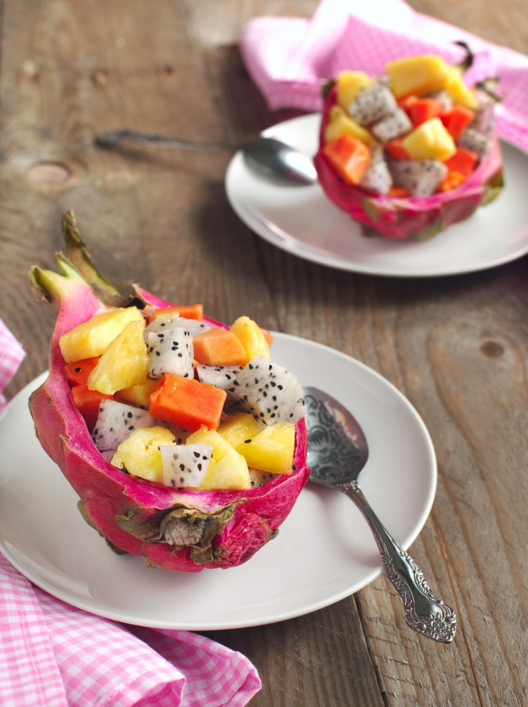 Peach State Insurance >> Dragon Fruit Salad | Columbia County Magazine