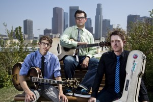 Augusta Amusements New West Guitar Trio