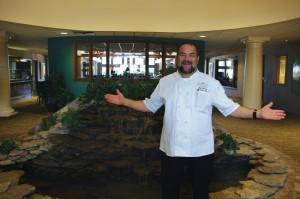 Chef Jeff Italian Thanksgiving Garlic Clove Marshall Resort Columbia County Evans Georgia