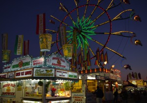 Columbia County Merchants Association Fair