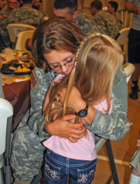 A Thanksgiving for Our Troops
