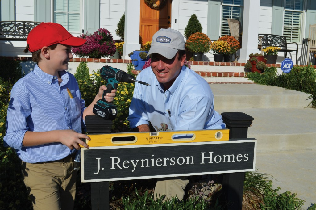 J Reynierson Homes