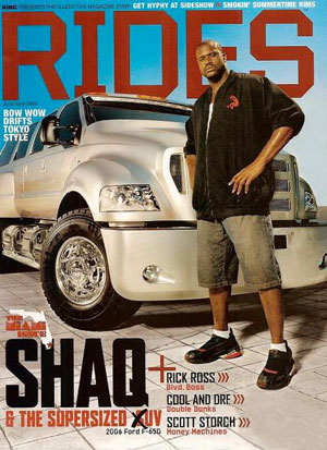 PEOPLE-3Shaquille-O'Neal-with-his-SuperTruck-1