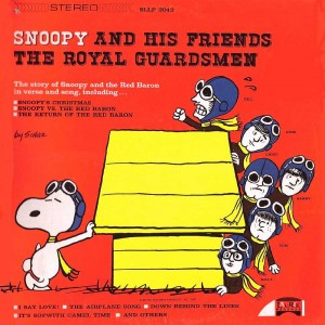 Snoopy-album-cover