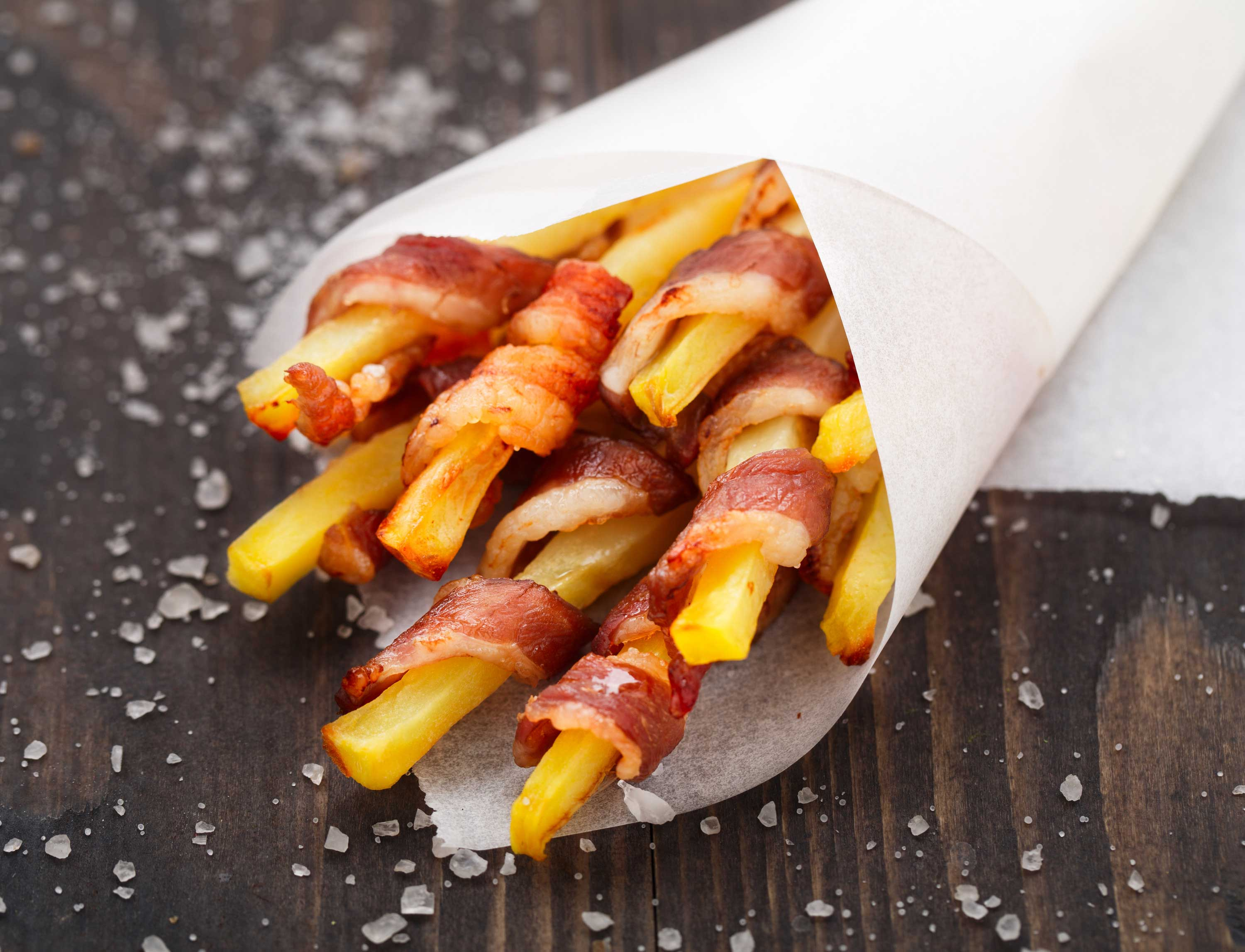 Bacon Wrapped French Fries Columbia County Magazine