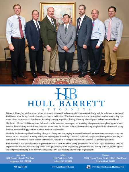 Hull Barrett Attorneys