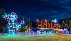 Holiday-Village-Sign