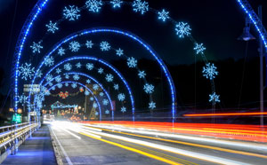 Snowflake-Tunnel