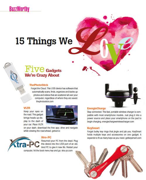 15 Things We LOVE   Columbia County Magazine